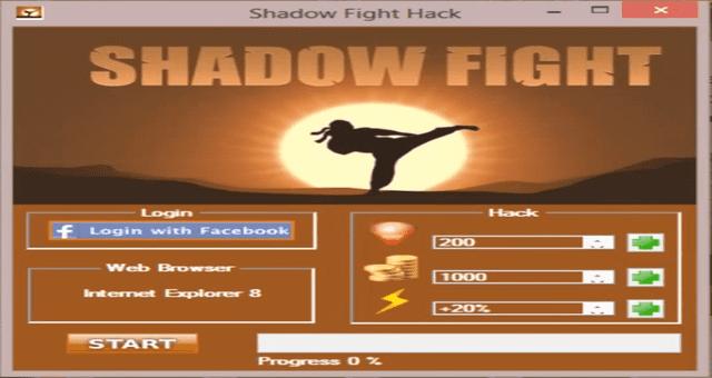 shadow fight hack