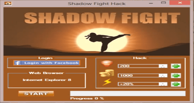 Shadow Fight Hack
