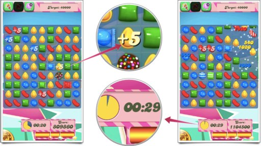 candy crush time challenge