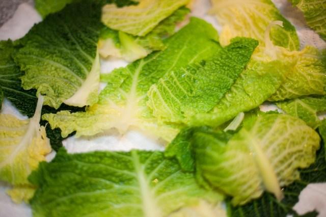Kale pesto - A pinch of me