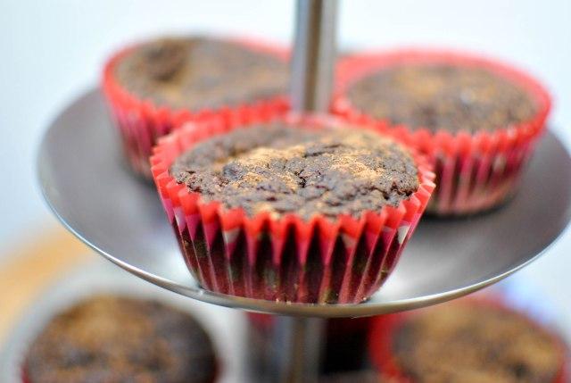 Beet cupcakes {vegan, gluten-free}