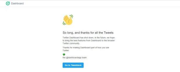 twitdashboard