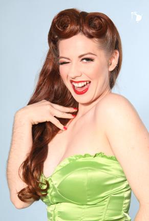 Femme Vivre LARouge by DallasPinUp.com