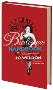 The Burlesque Handbook by Jo Weldon