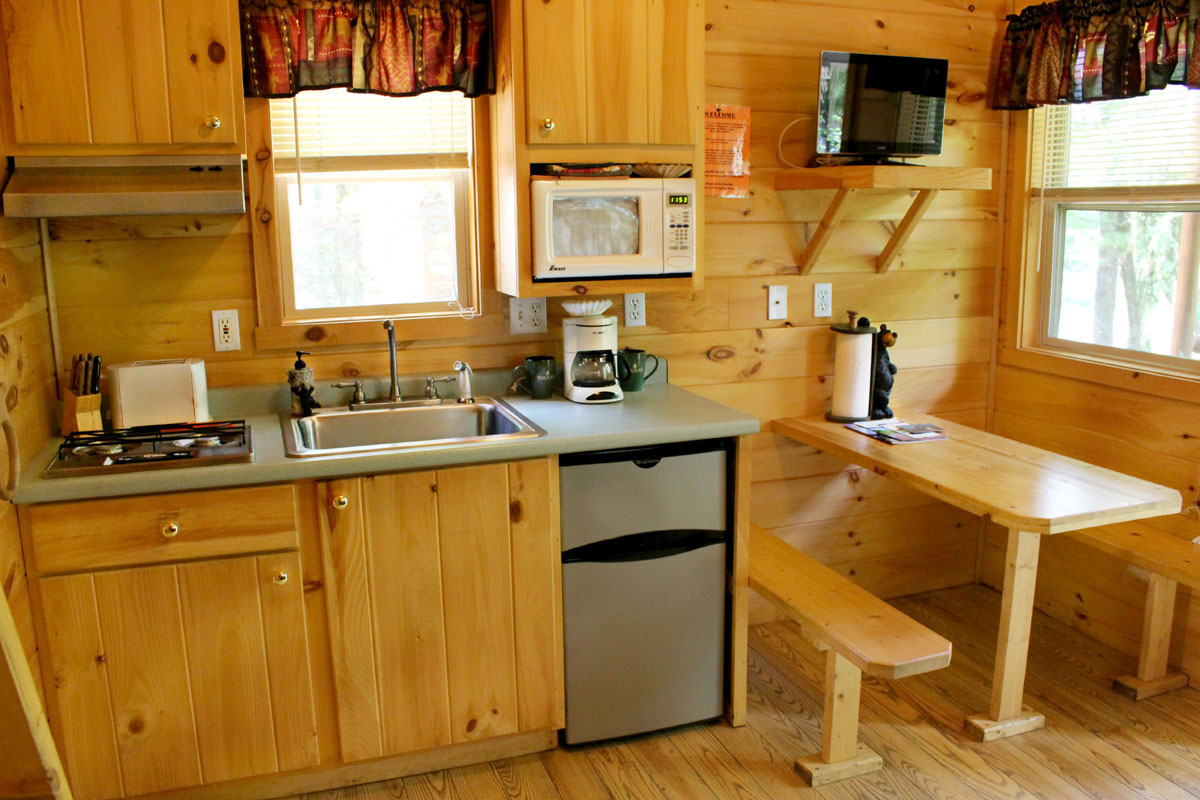 Engaging Pine Acres Family Camping Rentals Pine Acres Family Camping Resort What Is A Dry Kitchenette What Size Is A Kitchenette houzz-03 What Is A Kitchenette