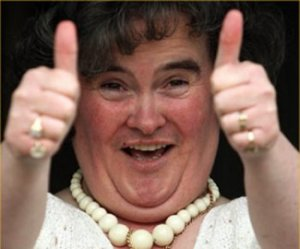 unsightly susan boyle 