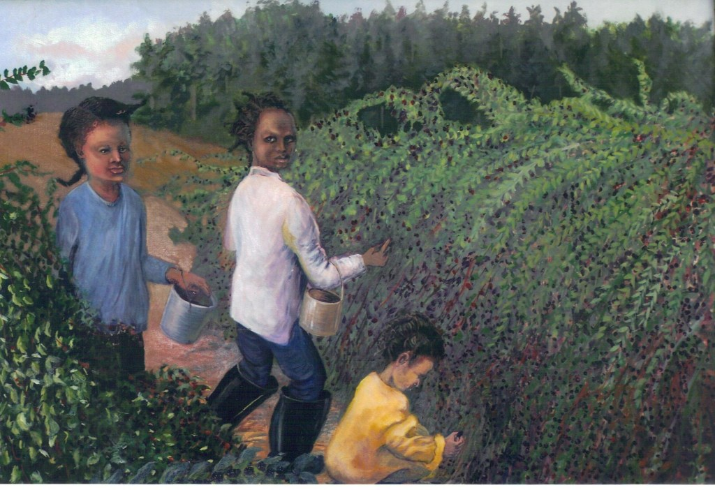 Blackberry Pickers 2