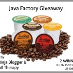 Java Factory Giveaway 2