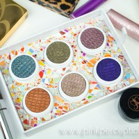 Color Pop Cosmetics Super Shock Shadow - Review And Swatches