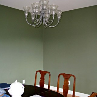 Dining Room Built Ins {The Before Pictures}