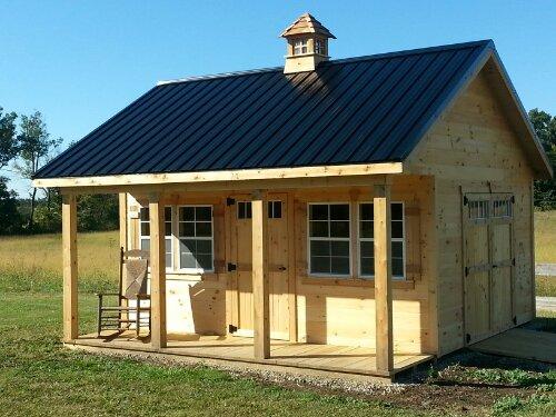 Weaver Barn's Woodshed