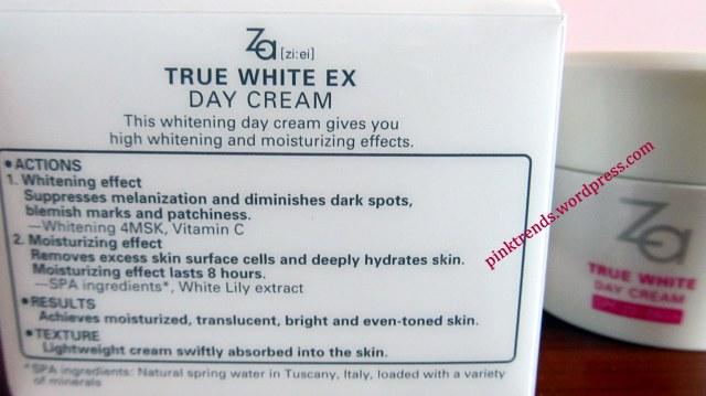 ZA True White