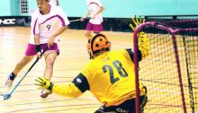 Floorball will make its debut as a full medal sport for the 2015 SEA Games. today file photo