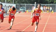 Jomar Udtohan of NCR expected to dominate the Sprint Events at Palaro and tidy up the records.
