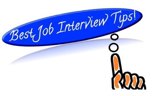 how to make a good job interview