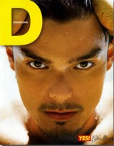 Dingdong Dantes Yes! Magazine Cover Image