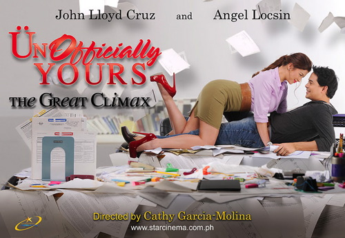 Unofficially Yours Movie Poster
