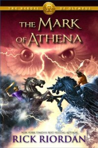 The Mark of Athena Book Cover