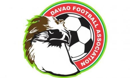 Logo of the Davao Football Association