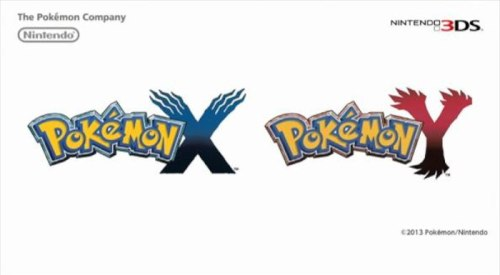 Pokemon X & Y for Nintendo 3DS