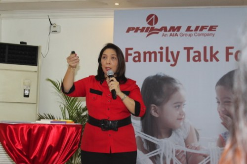 Parenting Cosultant and Love Institute Co-Founder Maribel Dionisio talks about the ABCs of parenting.