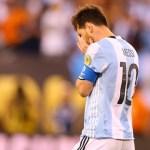 Argentina lose Lionel Messi to retirement