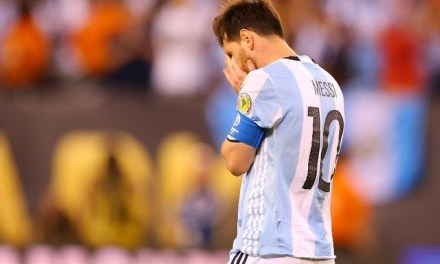 Argentina lose Lionel Messi to retirement