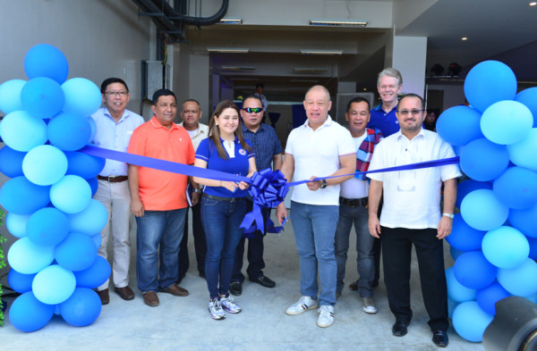 "Davao City ""connected"" to International Cable system by Globe"