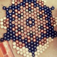 Star Anise Crochet Blanket Update!