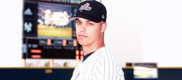 Jason Arnold threw the only no-hitter in SI Yanks history (Staten Island Yankees)