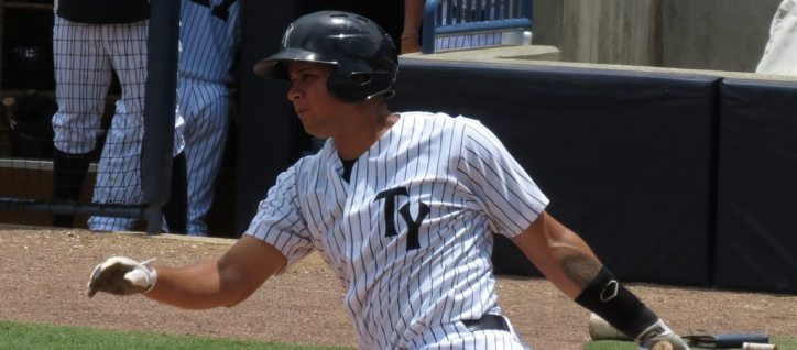 Gary Sanchez File Photo (Bryan Green)