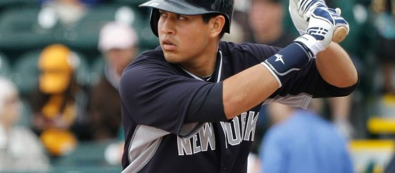 Ramon Flores has a chance to earn a spot with the Milwaukee Brewers..