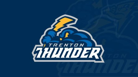 Tuesday night's Trenton Thunder game was rained out in New Britain.