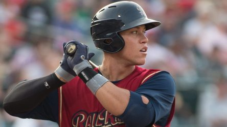 Aaron Judge  (Cheryl Pursell)