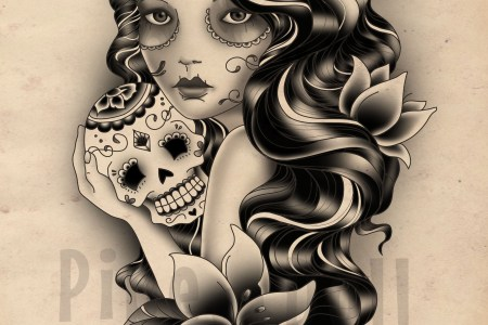 gypsy skull lilly promo