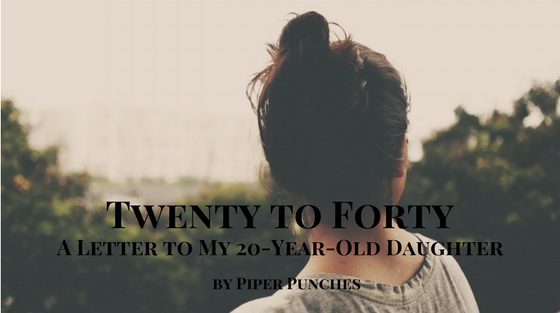 Twenty to Forty by Piper Punches