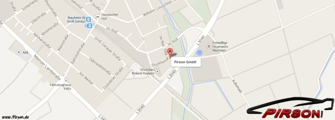 Pirson GmbH on Google Map