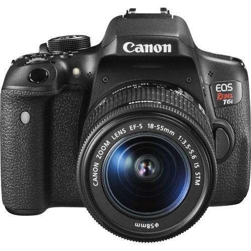 Medium Crop Of Canon Eos Rebel T6 Vs T6i