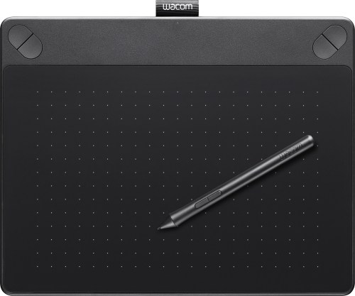 Medium Of Wacom Intuos Pen And Touch