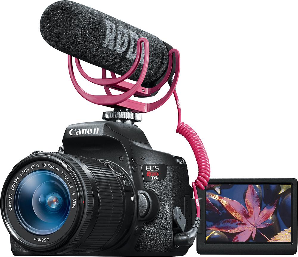 Smart Stm Lens Video Creator Kitblack Buy Canon Eos Dslr Camera Canon Eos Dslr Camera Stm Lens Video Creator Canon Rebel T6i Bundle Target Canon Rebel T6i Bundle B H dpreview Canon Rebel T6i Bundle