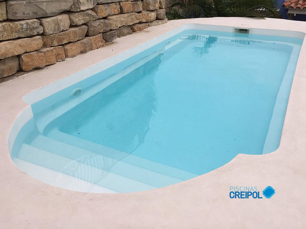 Ltimos proyectos piscines creipol for Piscina rubi