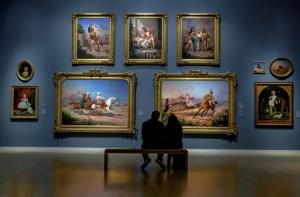 美術館 フリー