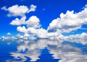 まとめ 空と海 風景