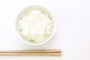 白米 フリー素材