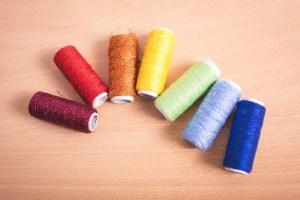糸 フリー素材