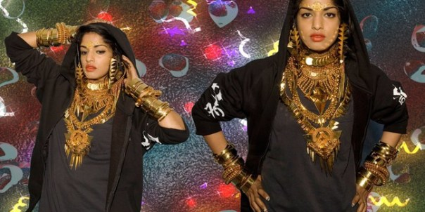 """Listen to a New M.I.A. Track, """"AtTENTion"""", Which She Leaked to a Persistent Group of Fans"""