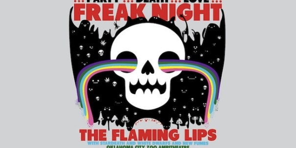 """Flaming Lips to Release Film From """"Freak Night"""" Concert"""