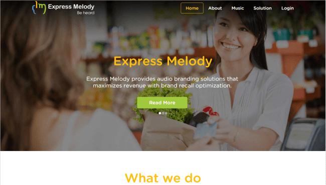 express melody