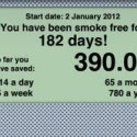 Smoke Free 6 Months