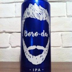 борода boroda пиво ipa